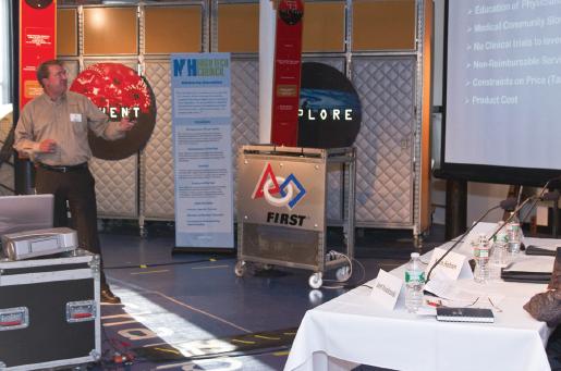 NH High Tech Entrepreneur forum Oct. 15 at FIRST.