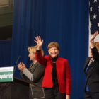 HIllary Clinton in Nashua