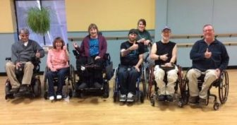 The WHIM group that currently meets at the YMCA Allard Center