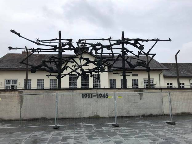 European Travels Part 1 The Horrors Of Dachau Concentration Camp A Visitor S Narrative Manchester Ink Link