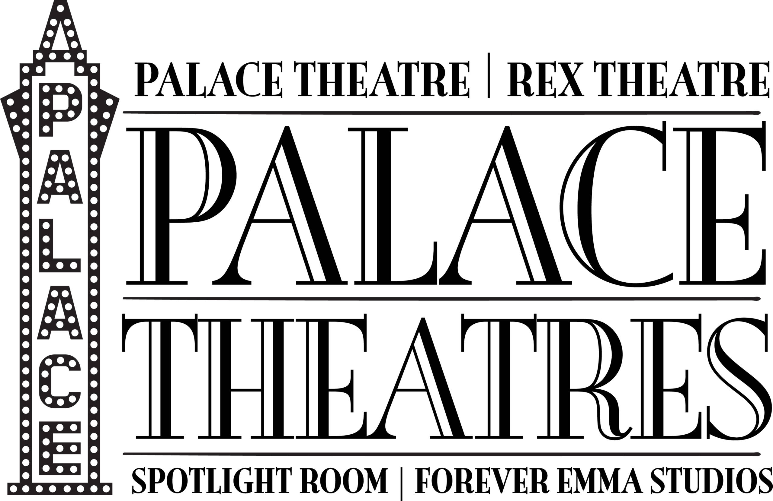 new palace logo